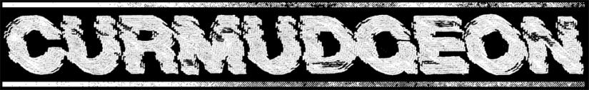 CURMUDGEON – MARTYRDEMO
